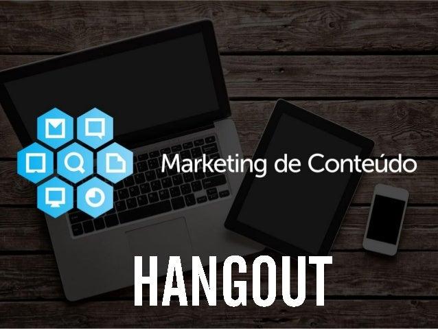 """""""Marketing de Conteúdo é qualquer estratégia de marketing que utilize a criação e distribuição de qualquer formato de cont..."""