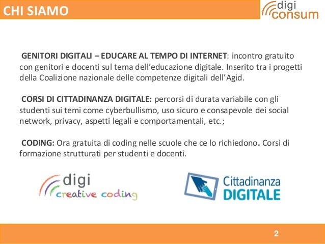 Il Piano Nazionale Scuola Digitale Slide 2