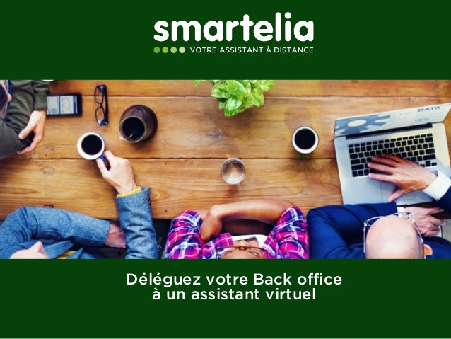 Déléguez votre Back office  à un assistant virtuel