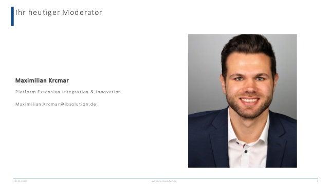 Migration von SAP Neo zu SAP Cloud Foundry Slide 2