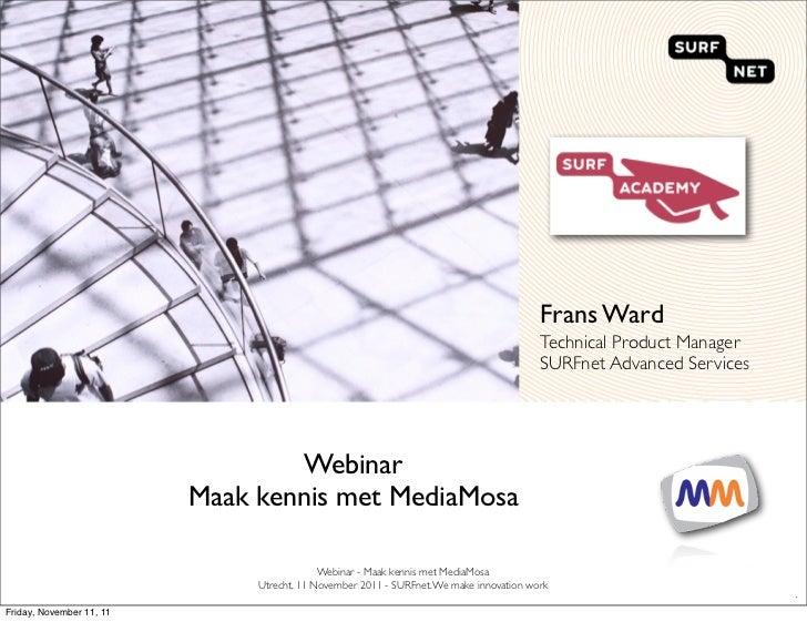 Frans Ward                                                                                         Technical Product Manag...