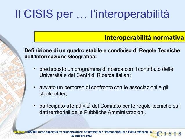 Webinar 20131023 cisis_rotundo Slide 2