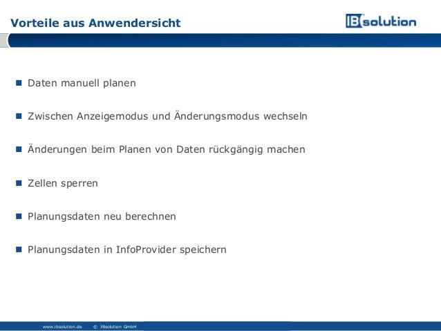 webinar planung mit sap bo analysis for office. Black Bedroom Furniture Sets. Home Design Ideas