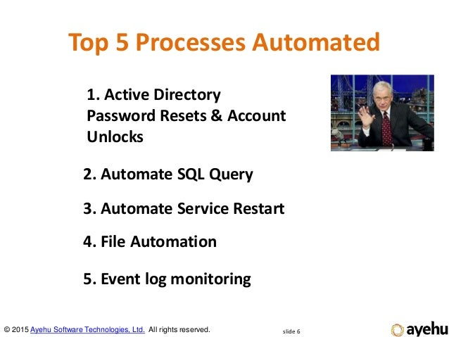 What's the value proposition in adding automation/orchestration on to…