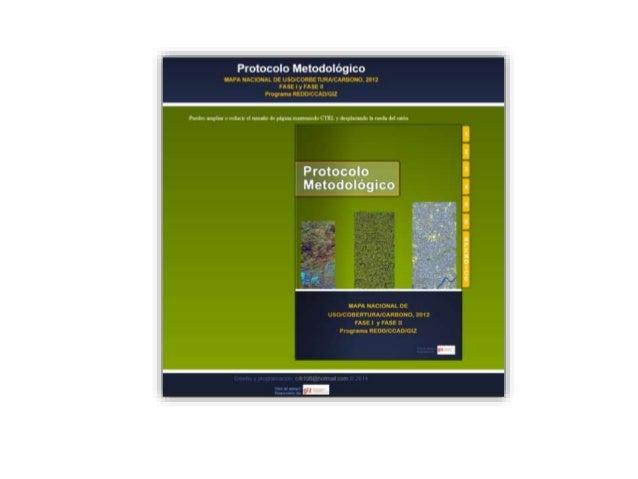 Herramientas y Software  Generación de Segmentos: IDRISI Selva  Clasificación por píxel y generalización de la clasifica...