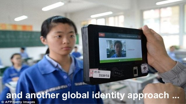 """"""" and another global identity approach ..."""