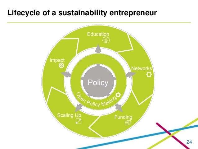 What Is Sustainable Entrepreneurship?