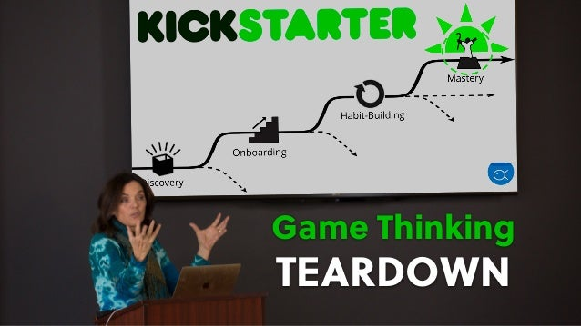 Game Thinking TEARDOWN