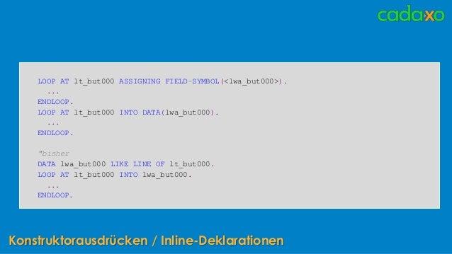 Webinar ABAP 7 40 sp5/sp8 Releaseinformationen
