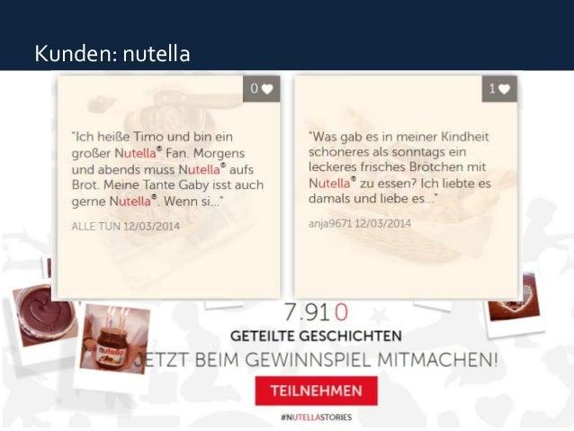 Storytelling [20] Die Moral von der Geschicht' Stories transportieren Werte!  Red Bull: Extrem  CAT: Beständigkeit  DHL...