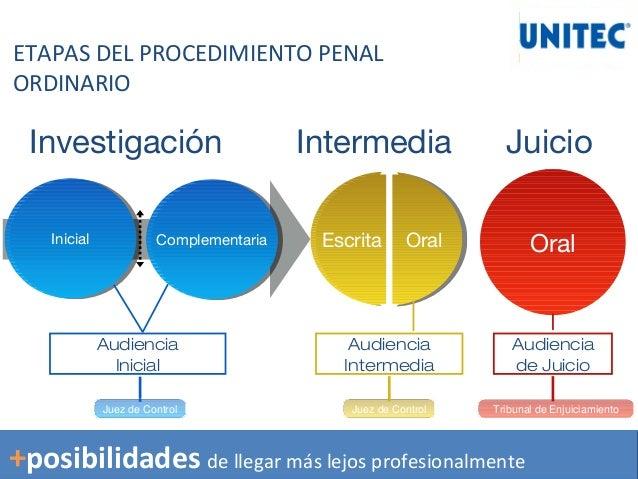 Audiencia Inicial En El Sistema Penal Acusatorio