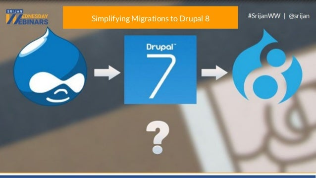 Simplifying Migrations to Drupal 8