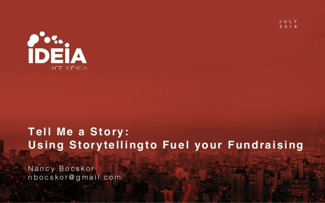 Tell Me a Story: 