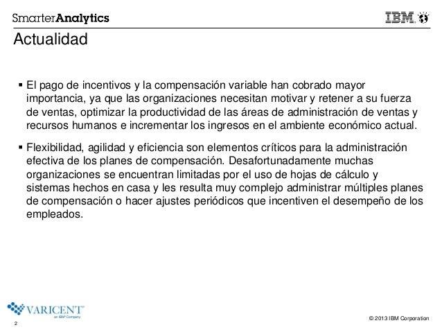 ¿Cómo optimizar la administración del pago de incentivos y la compensación variable? Slide 2