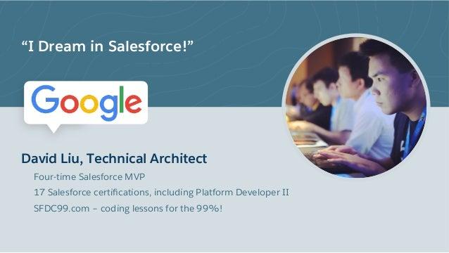 Webinar Coding for Salesforce Admins