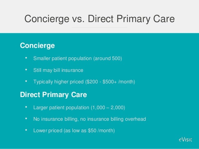 How To Become A Concierge Doctor