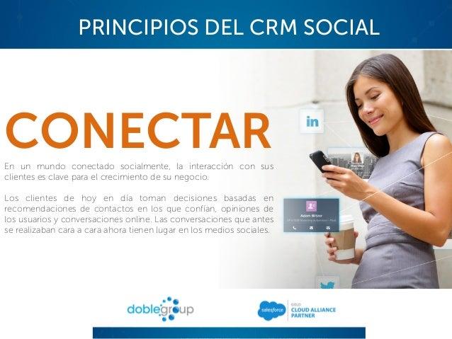 Webinar crm social for Salon crm