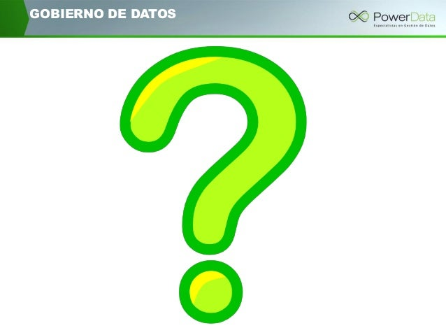 """Hacia un correcto gobierno de datos: cómo realizar un assessment de Data Governance"" Slide 2"