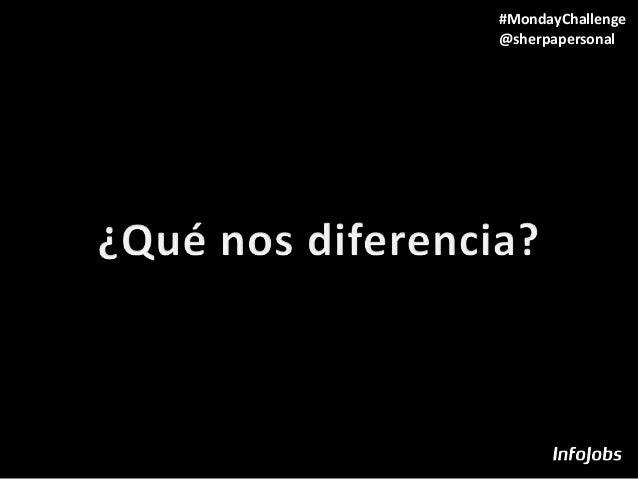 ¿Cómo será tu C.V. a partir de ahora? ¿Tu empresa es Canalla? #MondayChallenge @sherpapersonal