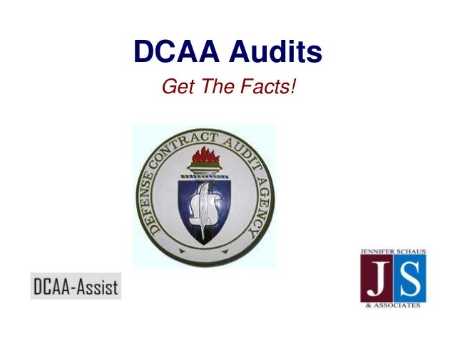 DCAA AuditsGet The Facts!