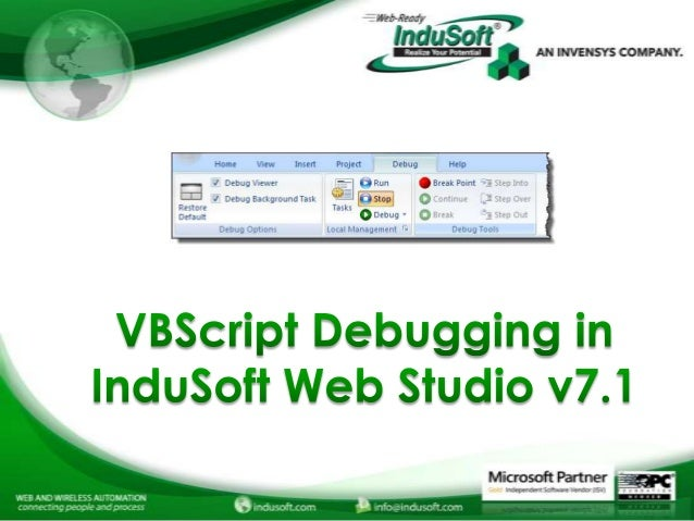 Brief Intro Why VBScript?: It is a quite well known high-level programming language Simple, Flexible and Standard Runs...