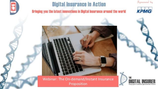 1 Why Telematics? Webinar: Insurance Aggregators In Asia 29th September 2015 Webinar: The On-demand/Instant Insurance Prop...