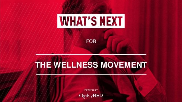 FOR Powered by THE WELLNESS MOVEMENT