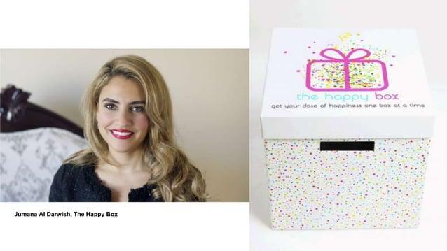 Jumana Al Darwish, The Happy Box