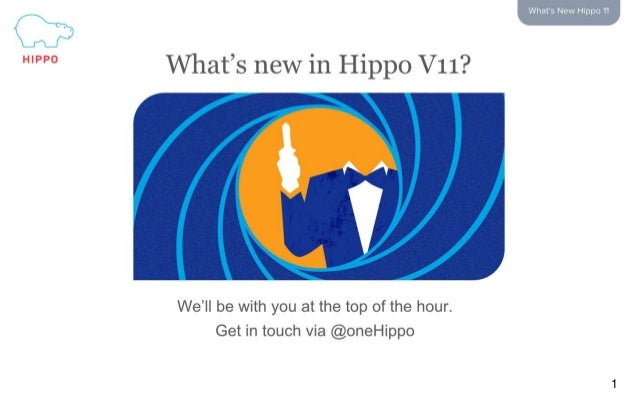What's New Hippo 11 1