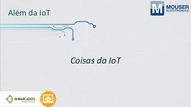 Coisas da IoT:Sensores
