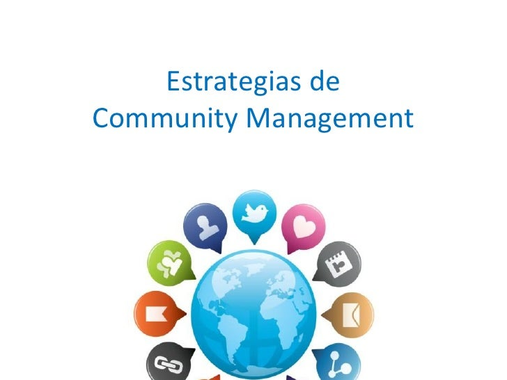 Estrategias deCommunity Management