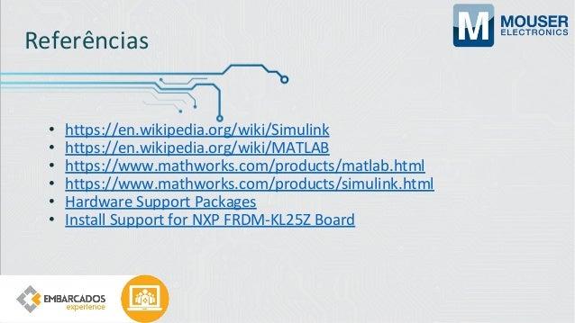 Introdução ao Matlab - simulink coder support package