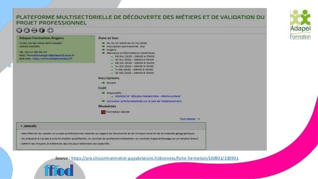Source : https://pro.choisirmonmetier-paysdelaloire.fr/donnees/fiche-formation/100901/100901