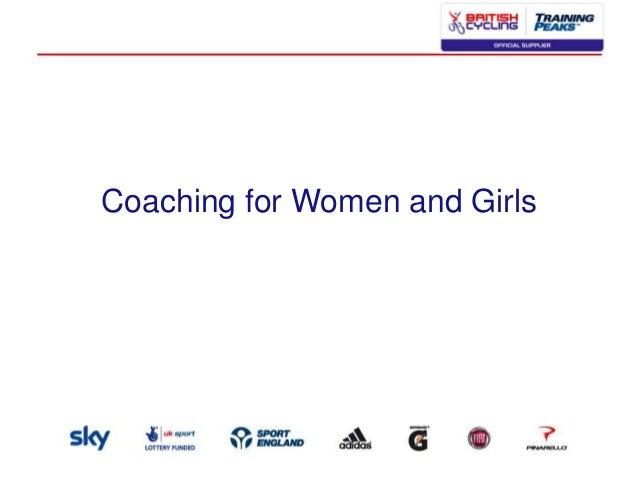 Coaching for Women and Girls
