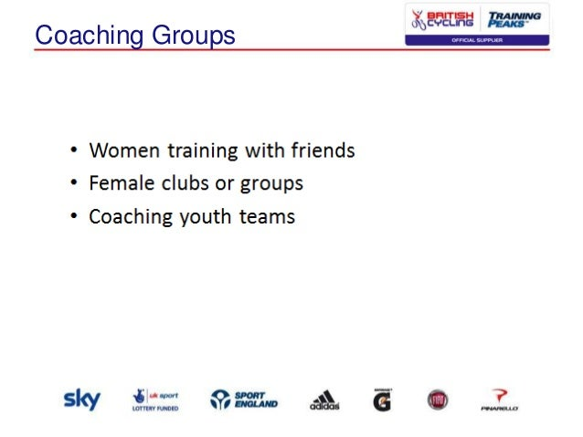 Coaching for Women and Girls, presented by Andrew Kirkland, PhD.