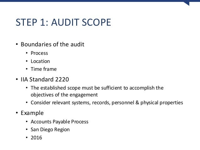 Audit Webinar How to get the right data for your audit in 3