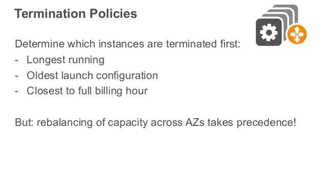 Automating Management of Amazon EC2 Instances with Auto