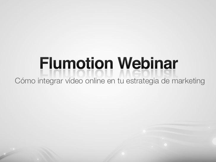 Cómo integrar vídeo online en tu estrategia de marketing