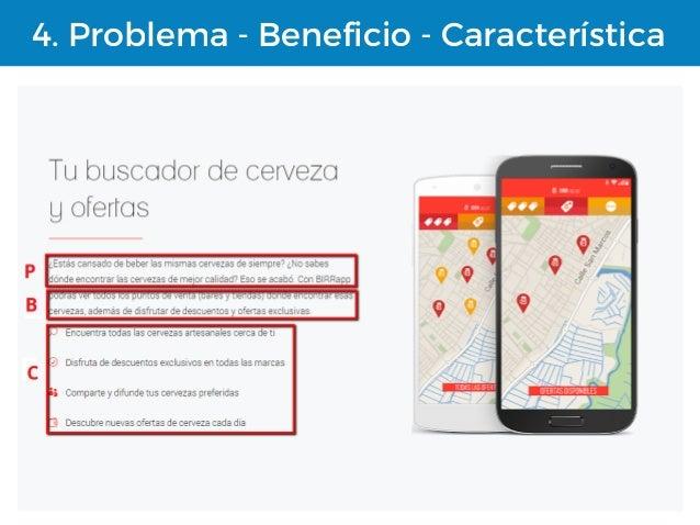 4. Problema - Beneficio - Característica