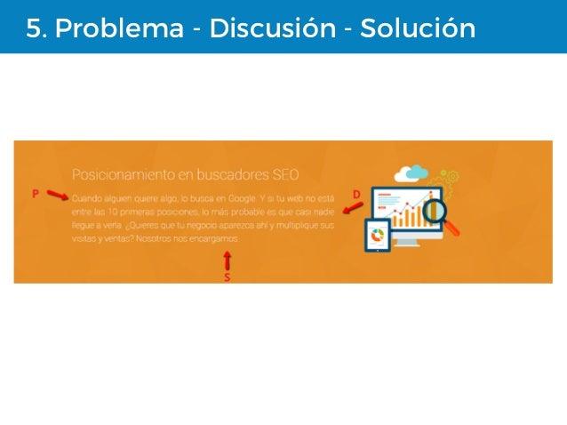 5. Problema - Discusión - Solución