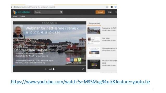 Webinar for nettlaerere i samisk   del ii Slide 2