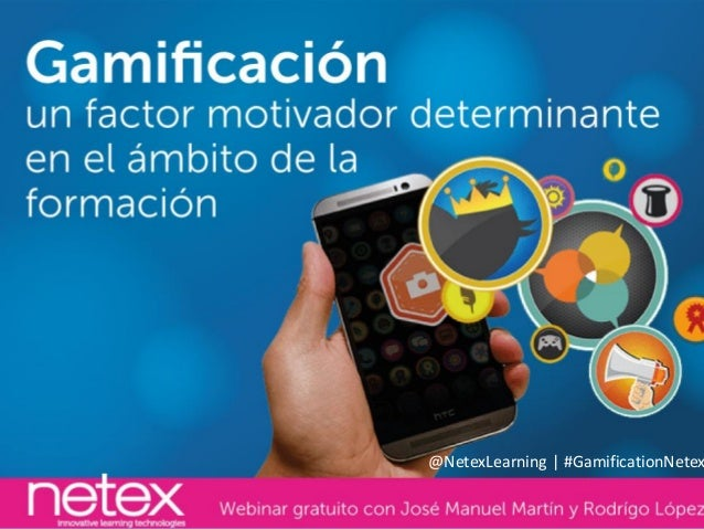 @NetexLearning | #GamificationNetex