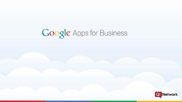 O Google Apps é uma solução corporativa de comunicação e colaboração baseado em Cloud Computing.