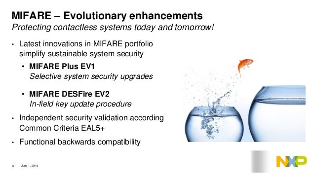 NXP MIFARE Webinar: How To Protect Contactless Systems Today And Tomo…
