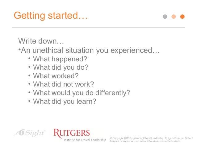 Rutgers Online Degree Programs