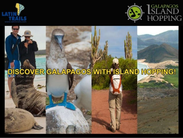 Island hopping in Galapagos Islands We will talk about the following: • Itinerary options & activities available • Schedul...
