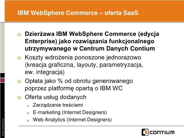 Webinarium Nowoczesny Marketing W E Handlu Z Ibm