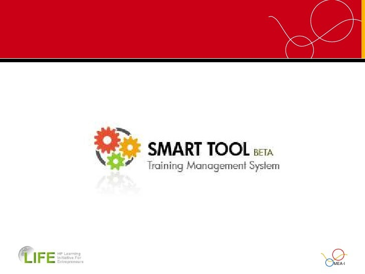 Smart ToolTraining Management System<br />