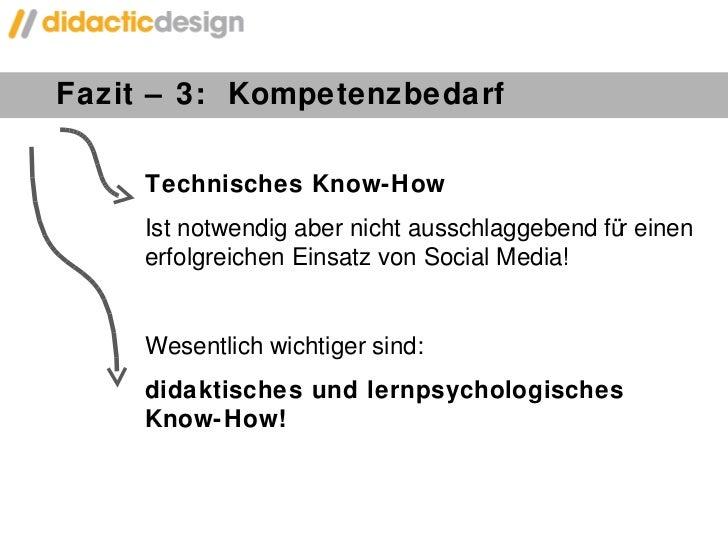 www.svea-project.eu Fazit  –  3:  Kompetenzbedarf Technisches Know-How   Ist notwendig aber nicht ausschlaggebend für eine...
