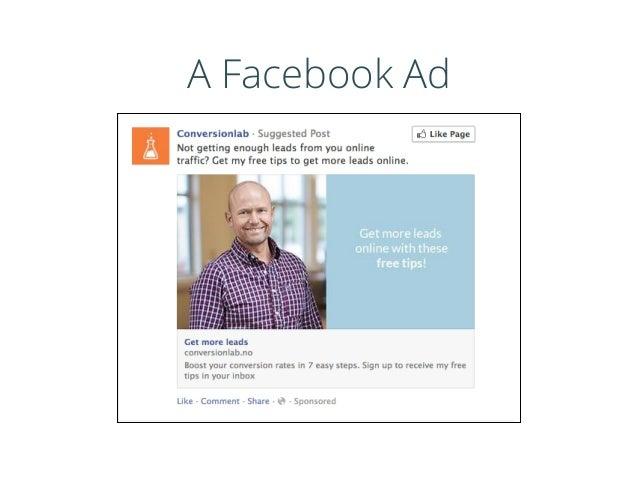 A Facebook Ad